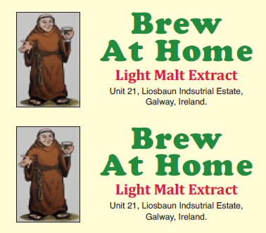 Home brew Liquid Malt Extract Ireland