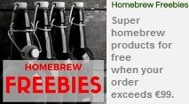 Homebrew products for free in this section.