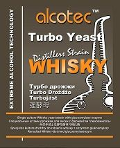 Alcotec Whisky Turbo Yeast With Glucoamylase