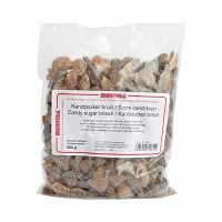 Brewferm Candy Sugar Brown Crushed 500 grams