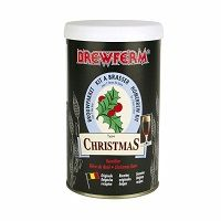Brewferm Christmas (Dark / Strong)(1.53Gall) Beer Kit