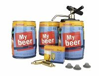 Brewferm Mini Kegs, And Accessories