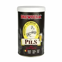 Brewferm Pils (2.6Gall or 4.4Gall) Beer Kit