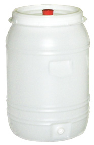 Brouwland Fermenting Barrel Plastic 60 Litres Plus Airlock And Tap