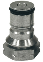 "Connector SS ""CO2"" For Soda-Keg"