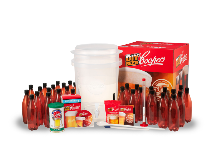 Looking for a Beer Brewing Kit? The