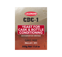 Danstar Lallemand CBC-1 Cask & Bottle Conditioned Beer Yeast (11 grams) 50% OFF BB Aug 17