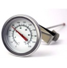 Dial Thermometer Short (132 mm) with Clip