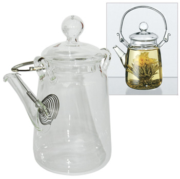 Discontinued Teapot Glass With Filter MANON II, 0,50 Litre