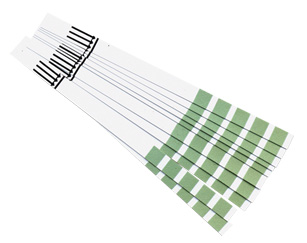 Hardness-Strips For Water, 10 strips