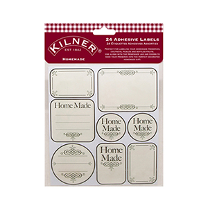 Kilner Pack Of 24 Homemade Labels