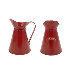 Kilner Red Pitcher Jug 2 Litre