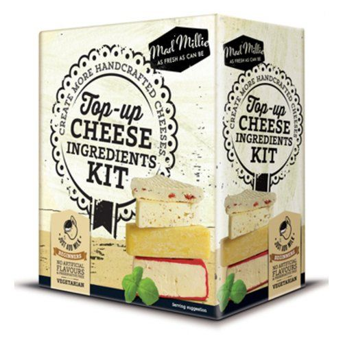 mad millie italian cheese kit instructions