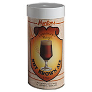 Muntons Connoisseur's 1.8 Kg Nut Brown Ale Beer Kit