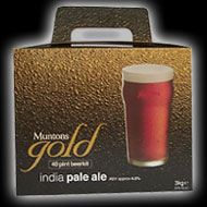 Muntons Gold India Pale Ale 3 Kg