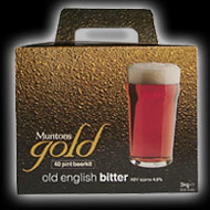 Muntons Gold Old English Bitter 3 Kg