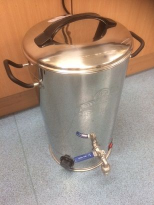 The Bulldog Brewer Sparge Water Heater (Ireland Only)