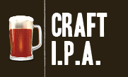 The Craft Range Craft IPA Beer Kit 3.65 Kg - Discounted Basic Packaging Until New Boxes Arrive
