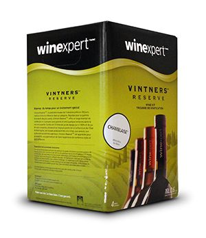 Vintners Reserve Sangiovese 30 Bottle Wine Kit